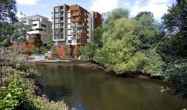 Mixed Use Scheme, Conyngham Rd