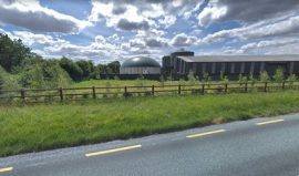 Anaerobic Digestion Facility, Nurney, Co. Kildare